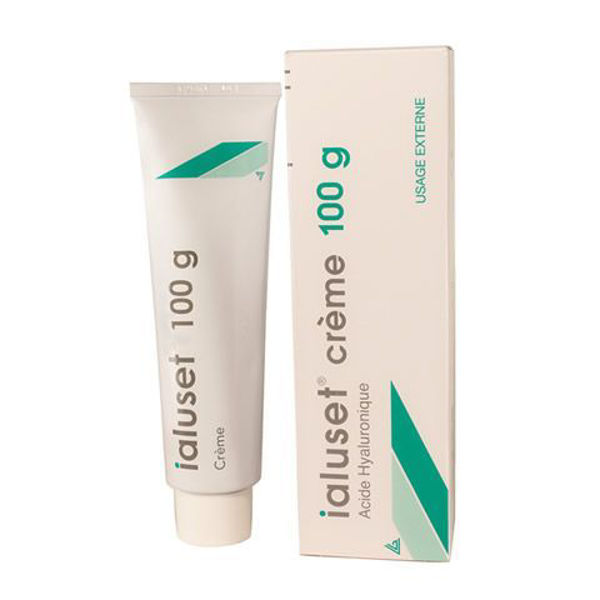 Picture of Ialuset  Hyaluronic Acid Anti-ageing Cream - 100g