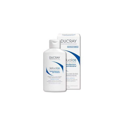 Picture of Ducray Kelual DS Anti-Dandruff Treatment Shampoo - 100ml