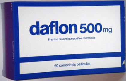 Picture for manufacturer Daflon 500mg Capsules
