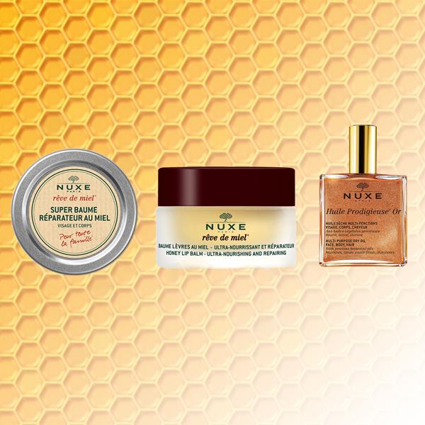 Nuxe Winter Honey Bundle