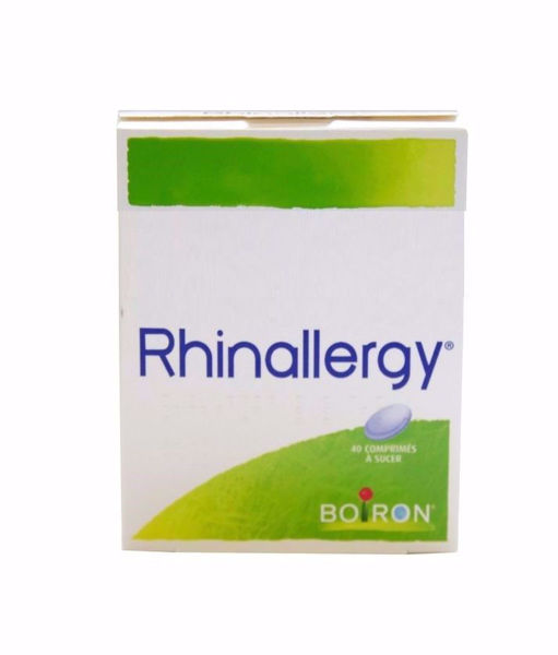 Boiron Rhinallergy Homeopathic Relief - 40 Capsules