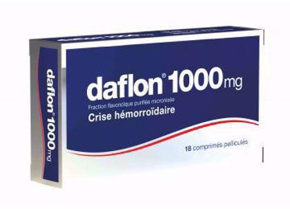 Daflon 1000mg Tablets