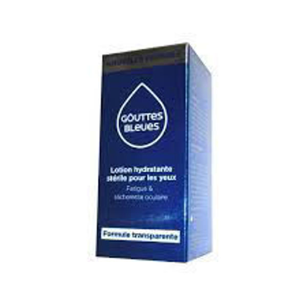 Picture of Omega Innoxa Blue Eye Drops (Gouttes Bleues) - 10ml